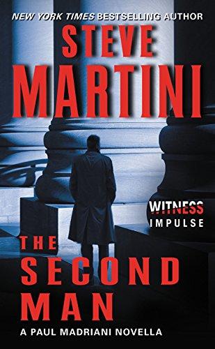 Books : The Second Man: A Paul Madriani Novella