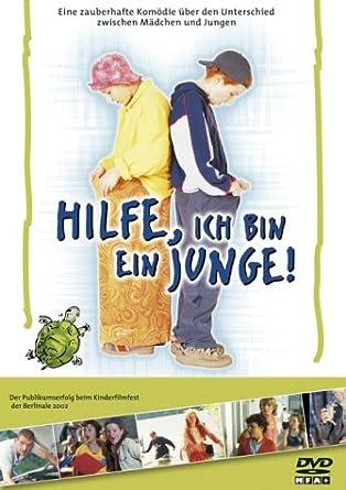 Cover Hilfe, ich bin ein Junge - Anders cool! Burschenkino