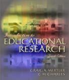 Introduction to Educational Research 9780321081759