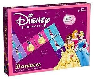 Disney Princess Dominoes