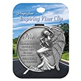 Angelstar 15688 Niece Guardian Angel Visor Clip Accent, 2-1/2-Inch