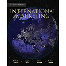 International Marketing (Irwin Marketing)