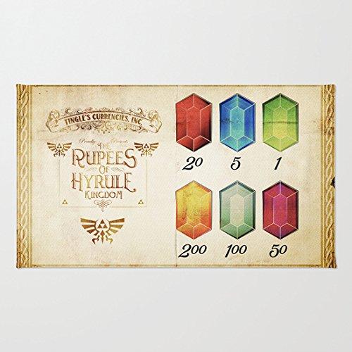 Legend Tingles Rupees KingdomMaul Doormat product image