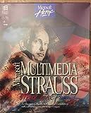 Microsoft Multimedia Strauss CD-Rom Software