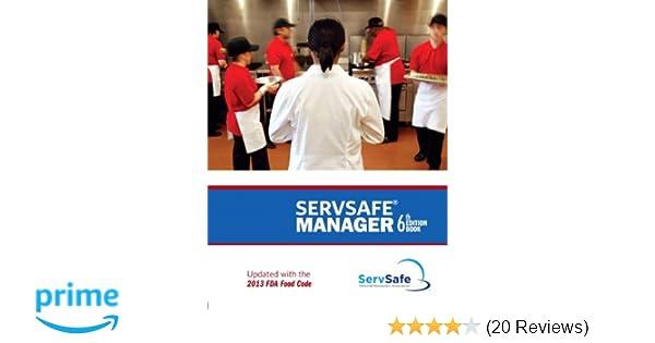 ServSafe Manager Revised With ServSafe Online Exam Voucher