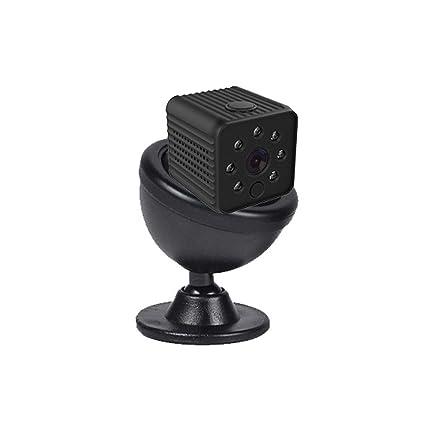 Ydq Mini Cámara De Vigilancia WiFi Inalámbrico HD Visión Nocturna Ultra Pequeño Lente 1080P TF Tarjeta