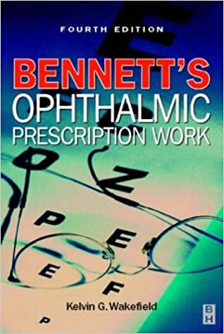 Book Bennett's Ophthalmic Prescription Work, 4e