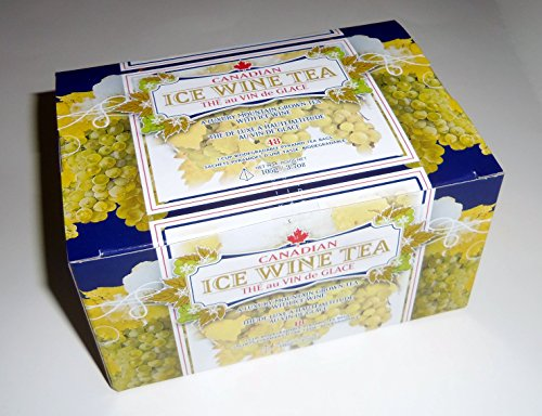(Metropolitan Tea Company Canadian Ice Wine Tea Bags 48 In Carton)