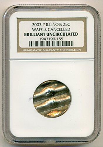 Quarter Error Coin - 5