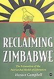 Reclaiming Zimbabwe, Horace Campbell, 1592210929