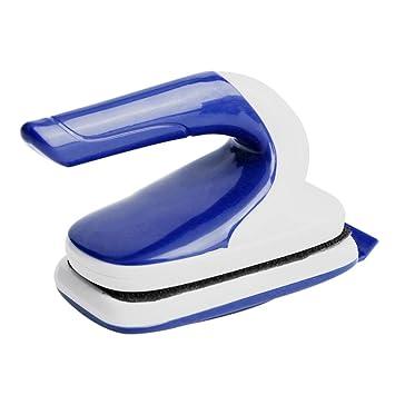 Petacc Cepillo magnético de pecera Esponja Cepillo de limpieza de acuario Fregadero flotante con mango antideslizante