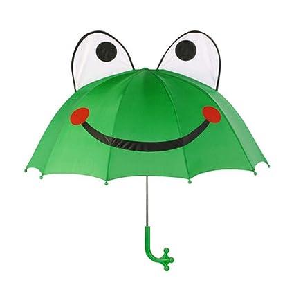 Amazon msndd nuovo modello di rana bambini ombrello maschio