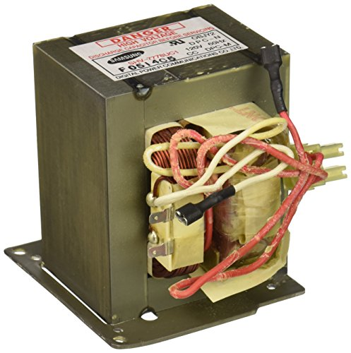 (GENUINE Frigidaire 5304408933 Microwave High Voltage Transformer)