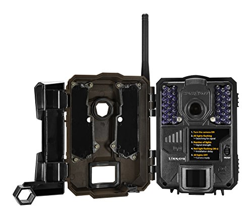 Spypoint LINK-EVO SpyPoint Link Evo Cellular Trail Camera Brown by Spypoint (Image #7)