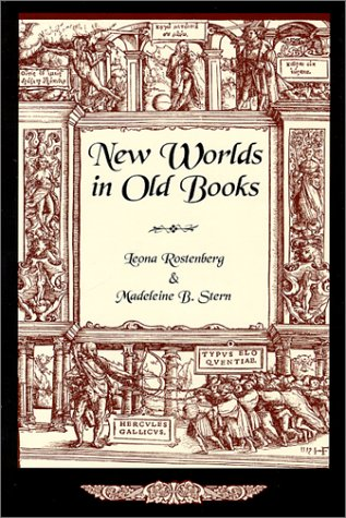 New Worlds in Old Books (Antiquarian) from Brand: Lyons Pr