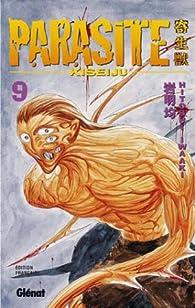 Parasite Kiseiju, tome 9 par Hitoshi Iwaaki