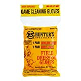 Hunters Specialties Deluxe Field Dressing Gloves