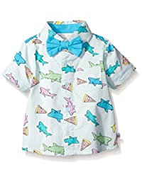 Rosie Pope baby-boys Baby Dress Shirt
