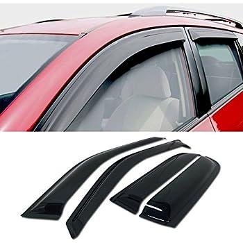 For 07-11 Honda CRV Window Visors 4Pc Set
