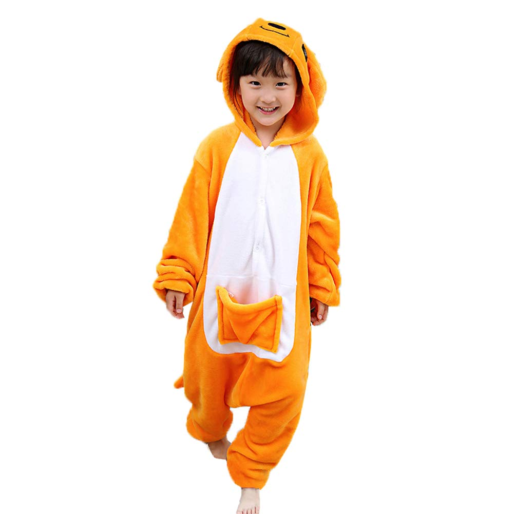 Z-Chen Kids Childrens' Cosplay Onesie Pyjamas Halloween Costume EU0158-165