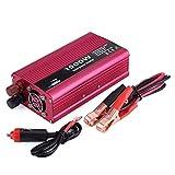 1500W DC 12V to AC 110V/230V Car Power Inverter