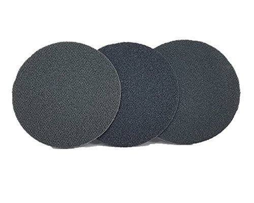 Creating the Difference TruCut by CTD Sanding Pads | 3 Pack | 500, 1000 and 2000 (Sanding Pad Set)