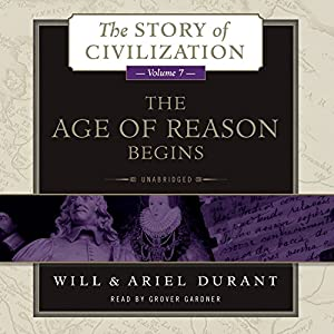 The Age of Reason Begins Audiobook