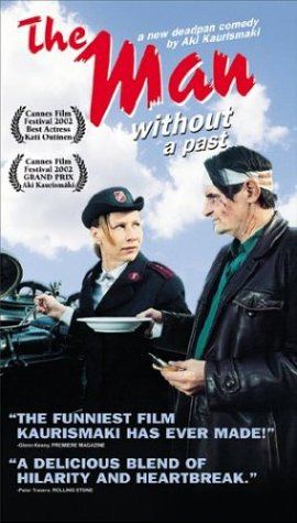 The Man Without a Past [VHS]