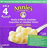 Annie's Homegrown Shells & White Cheddar Macaroni & Cheese, 680 Grams