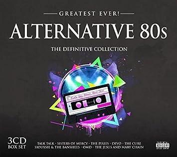 Greatest Ever Alternative 80s Amazoncouk Music