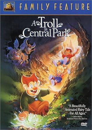 Amazon Com A Troll In Central Park Dom Deluise Cloris