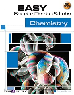 Easy Science Demos & Labs For Chemistry (Easy Science Demos And Labs Series Ser) Download