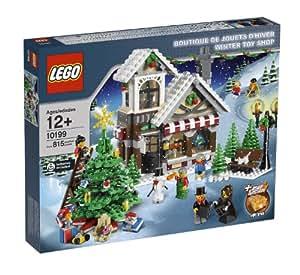 LEGO Creator Winter Toy Shop 10199