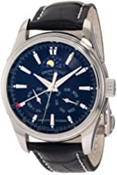 Armand Nicolet Men's 9642B-NR-P961NR2 M02 Classic Automatic Stainless-Steel Watch