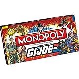 G.I. Joe Collectors Edition Monopoly Game