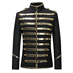 Men's Slim Fit Vintage Jacket