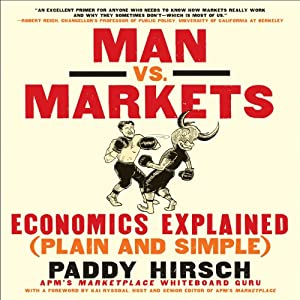 Man vs. Markets Audiobook