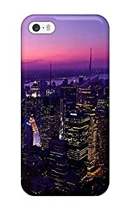 Hot Fashion ZoNEUAm2474XOAKp Design Case For Samsung Note 3 Cover Protective Case (twilight In New York City)