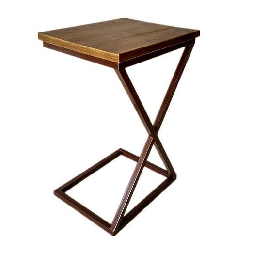 TT-Folding table Mesa Extraíble De Madera Maciza Mesa De Centro ...