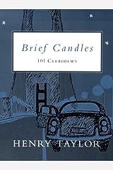 Brief Candles: 101 Clerihews Paperback