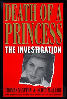 Book Death of a Princess: The Investigation