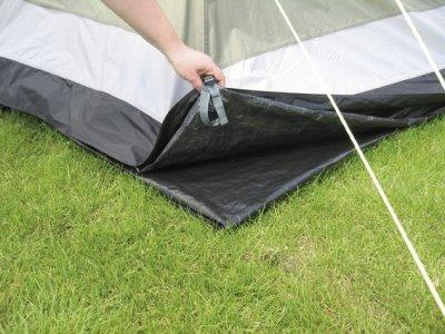 Easy Camp Lakewood 600 Footprint//Groundsheet Approx 630 X 260Cm