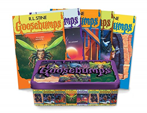 (Goosebumps 25th Anniversary Retro Set)