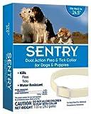 Sergeants Pet Care Prod 03285 Dog Flea/Tick Collar - Quantity 24