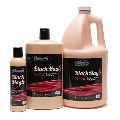 Ultimate XXX Cleaner/Polish- 8 Ounce (Ultimate Black Magic)