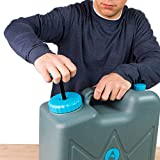 HydroBlu Pressurized Jerry Can Water Filter