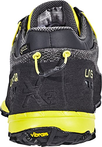 Del Calzado 2018 negro La Sportiva Amarillo Gtx Tx3 47 Talla Zvvw0p