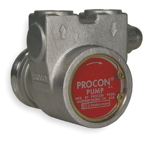 Procon Rotary Vane Pump 3/8 in 112 GPH