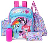 My Little Pony Backpack Lunch Box Supply Pack