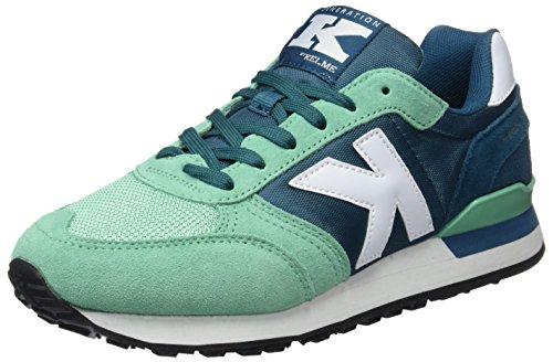 Kelme Charles, Zapatillas para Mujer Verde (Aqua)